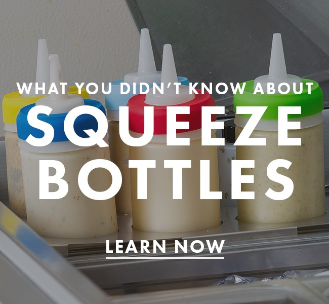 5 Things You Didn't Know About Squeeze Bottles