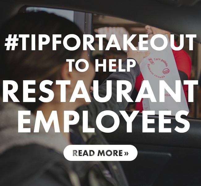 TipForTakeout to Help Restaurant Employees