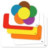 Solid Color Labels
