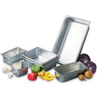 Stainless Steel Food Pans, Plastic Food Pans, and More Food Pans.