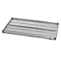 Super Erecta Black Shelves