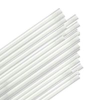 Unwrapped Clear Straws, Unwrapped Jumbo Straws & More Unwrapped Straws