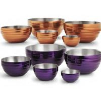 Vollrath Colored Serving Bowls